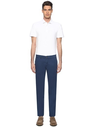 George Hogg Erkek Casual Pantolon 7003222 İndigo